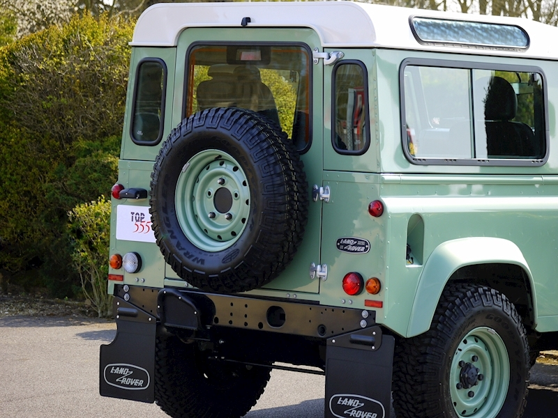 Land Rover Defender 90 'Heritage Edition' Station Wagon - VAT Qualifying - Large 7