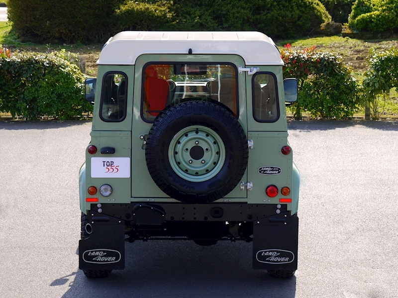 Land Rover Defender 90 'Heritage Edition' Station Wagon - VAT Qualifying - Large 10