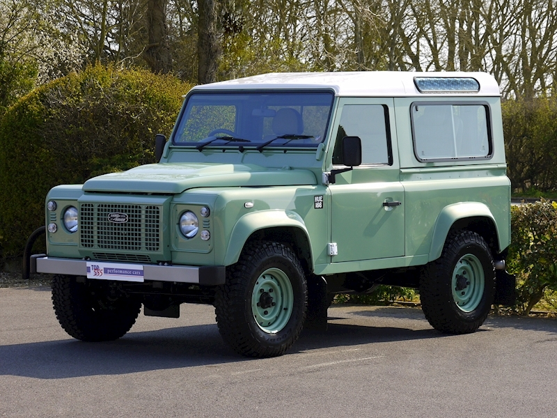 Land Rover Defender 90 'Heritage Edition' Station Wagon - VAT Qualifying - Large 12