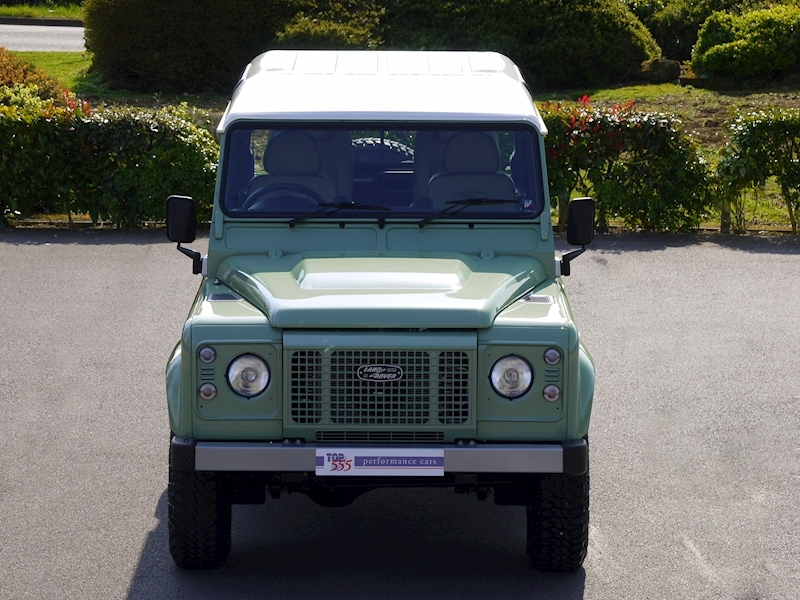 Land Rover Defender 90 'Heritage Edition' Station Wagon - VAT Qualifying - Large 14