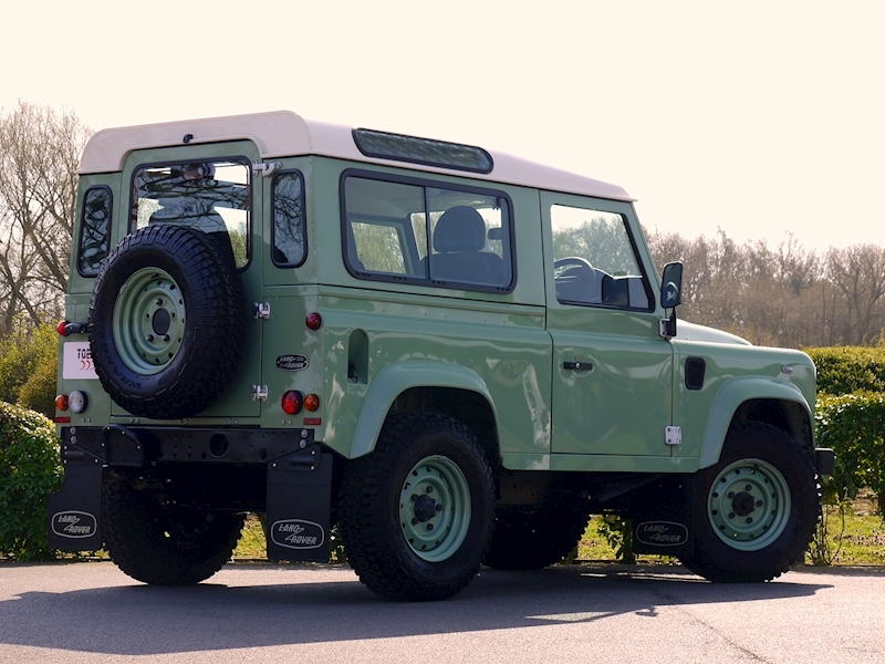Land Rover Defender 90 'Heritage Edition' Station Wagon - VAT Qualifying - Large 19