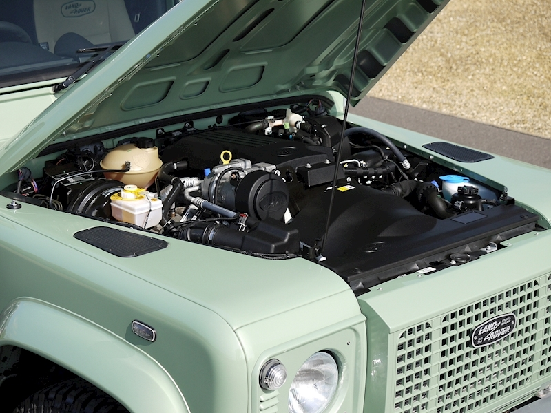 Land Rover Defender 90 'Heritage Edition' Station Wagon - VAT Qualifying - Large 22