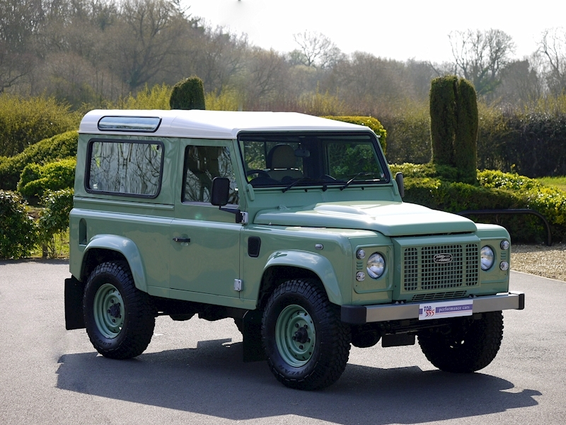 Land Rover Defender 90 'Heritage Edition' Station Wagon - VAT Qualifying - Large 28
