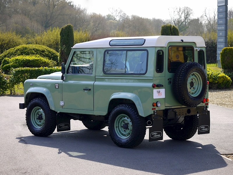 Land Rover Defender 90 'Heritage Edition' Station Wagon - VAT Qualifying - Large 29