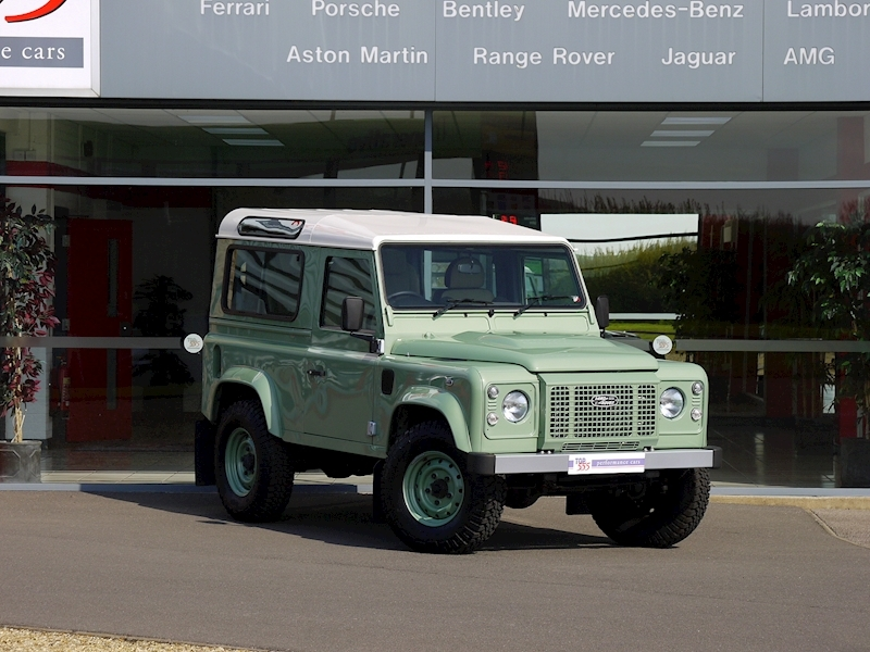 Land Rover Defender 90 'Heritage Edition' Station Wagon - VAT Qualifying - Large 30