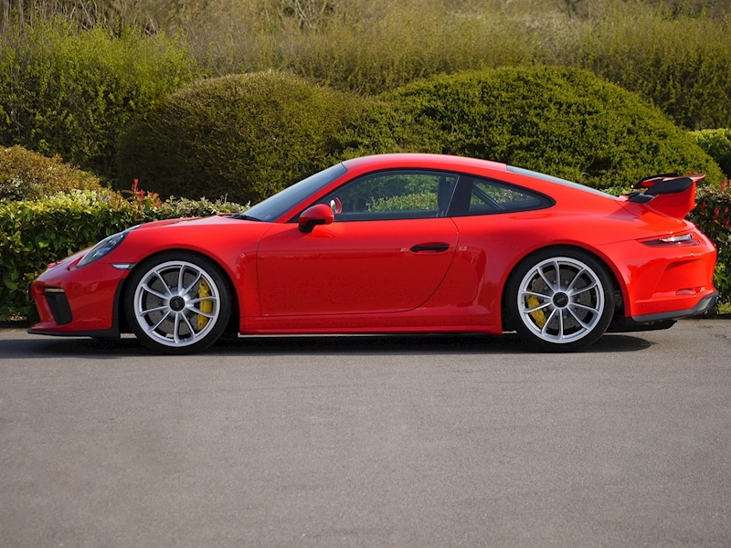 Porsche 911 (991.2) GT3 4.0 Clubsport - Manual - Large 7