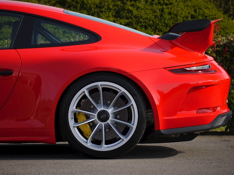 Porsche 911 (991.2) GT3 4.0 Clubsport - Manual - Large 8