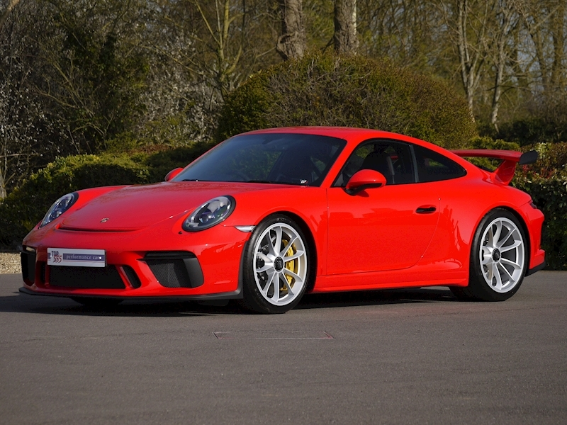 Porsche 911 (991.2) GT3 4.0 Clubsport - Manual - Large 15