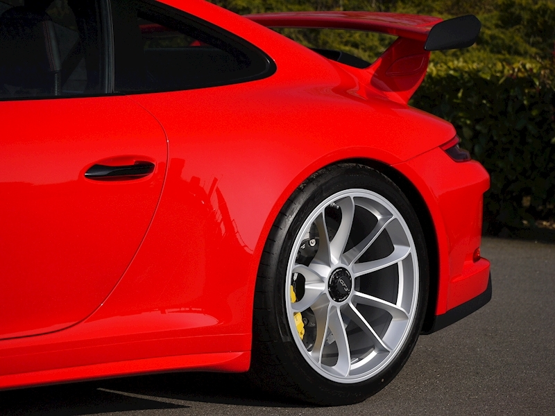 Porsche 911 (991.2) GT3 4.0 Clubsport - Manual - Large 17