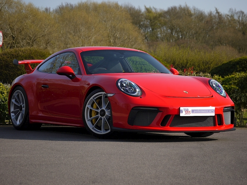 Porsche 911 (991.2) GT3 4.0 Clubsport - Manual - Large 20
