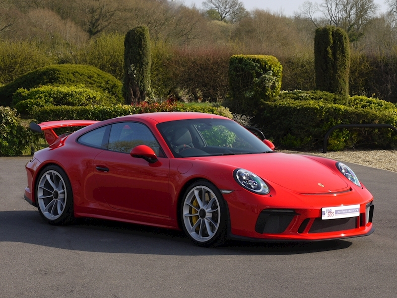 Porsche 911 (991.2) GT3 4.0 Clubsport - Manual - Large 30