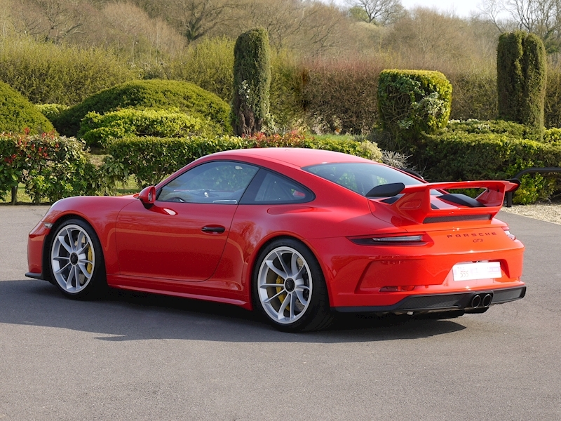 Porsche 911 (991.2) GT3 4.0 Clubsport - Manual - Large 32