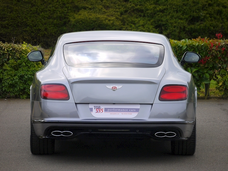 Bentley Continental GT 4.0 V8S Mulliner - Large 17