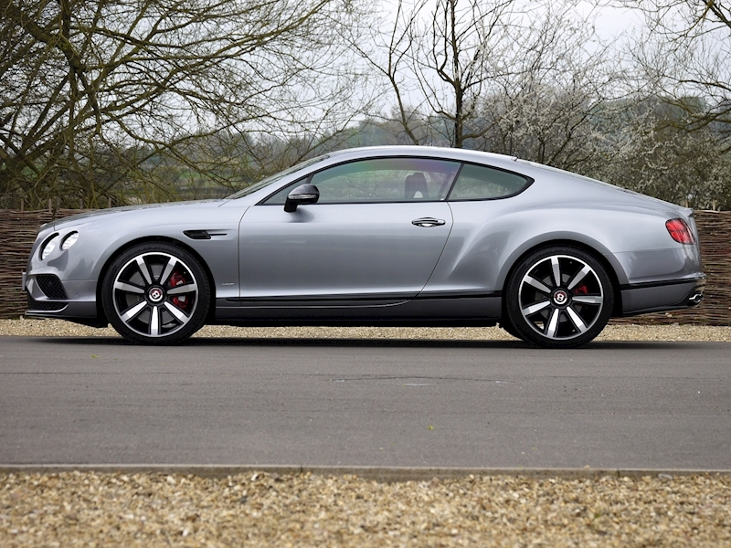 Bentley Continental GT 4.0 V8S Mulliner - Large 23