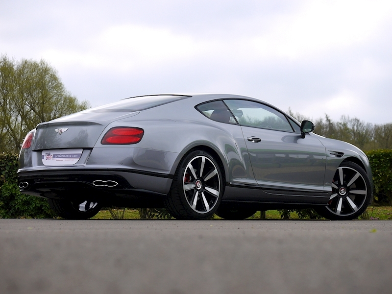 Bentley Continental GT 4.0 V8S Mulliner - Large 30