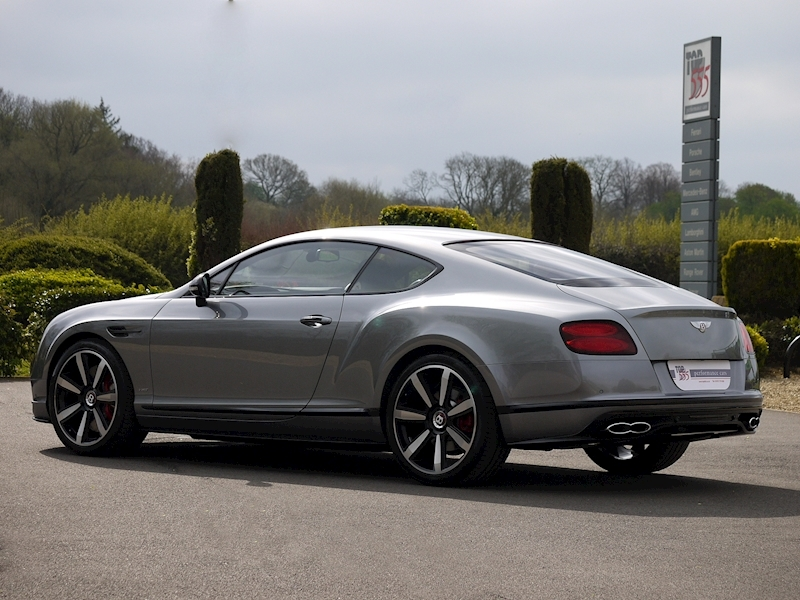 Bentley Continental GT 4.0 V8S Mulliner - Large 36
