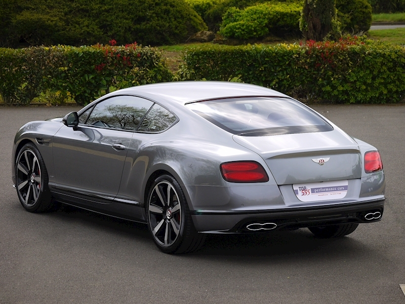 Bentley Continental GT 4.0 V8S Mulliner - Large 37