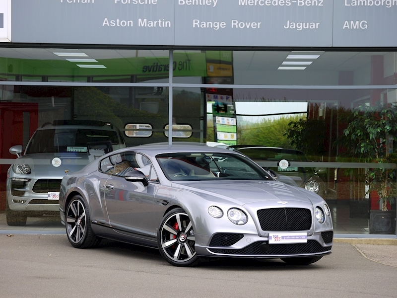 Bentley Continental GT 4.0 V8S Mulliner - Large 38