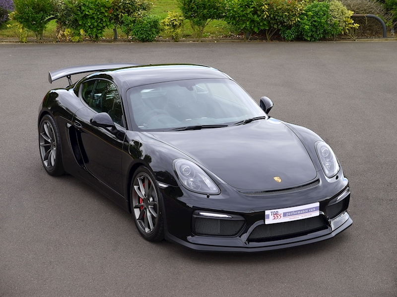 Porsche CAYMAN GT4 3.8 CLUBSPORT - Large 23