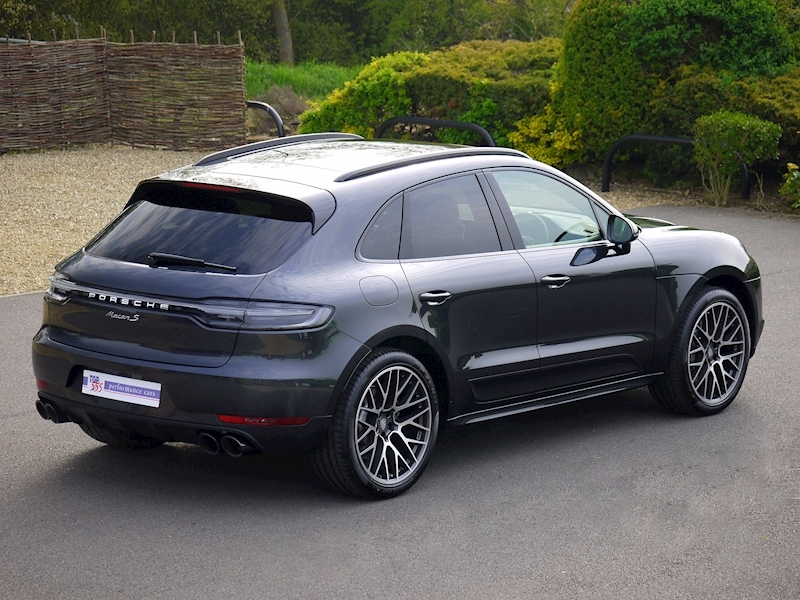 Porsche Macan S 3.0 PDK - NEW MODEL - Large 14