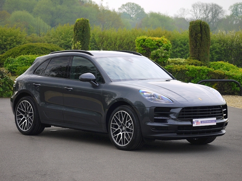 Porsche Macan S 3.0 PDK - NEW MODEL - Large 36