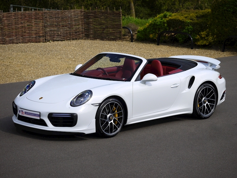 Porsche 911 (991.2) Turbo S 3.8 Convertible PDK - Aerokit - Large 18