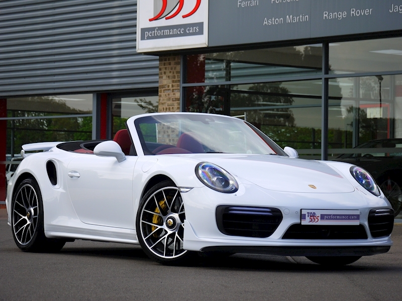 Porsche 911 (991.2) Turbo S 3.8 Convertible PDK - Aerokit - Large 21