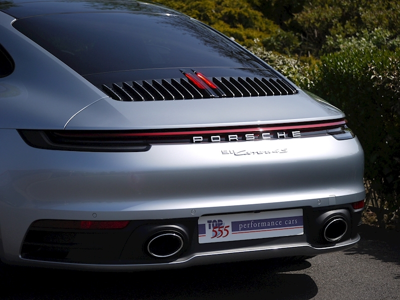 Porsche 911 (992) Carrera 4S Coupe 3.0 PDK - Large 3