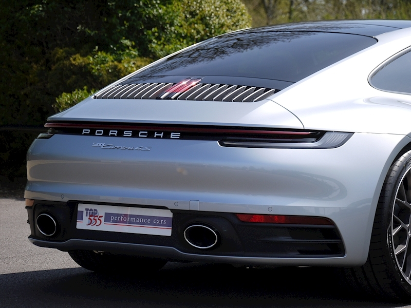Porsche 911 (992) Carrera 4S Coupe 3.0 PDK - Large 9