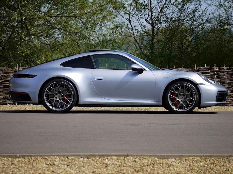 Porsche 911 (992) Carrera 4S Coupe 3.0 PDK - Large 12