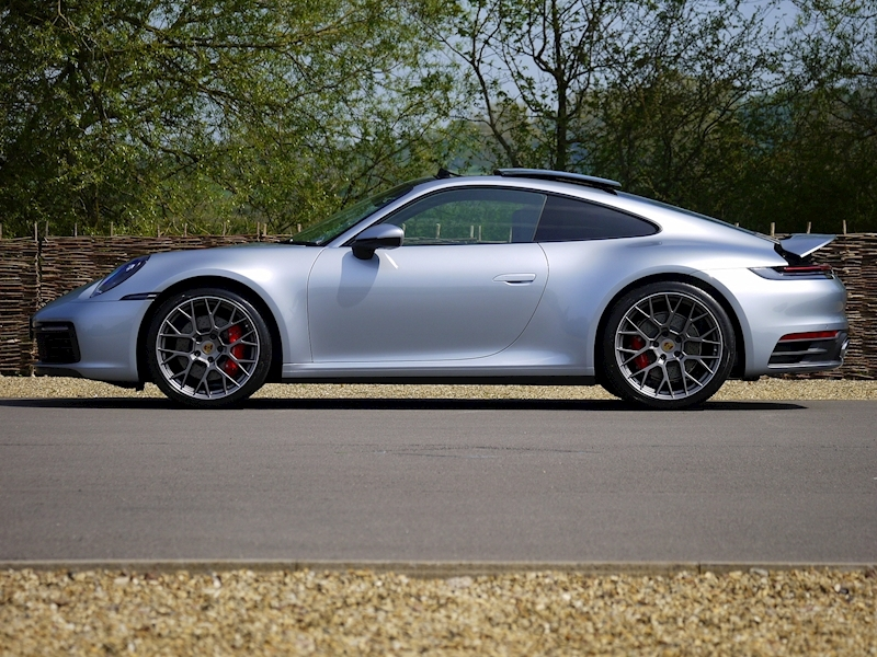 Porsche 911 (992) Carrera 4S Coupe 3.0 PDK - Large 17