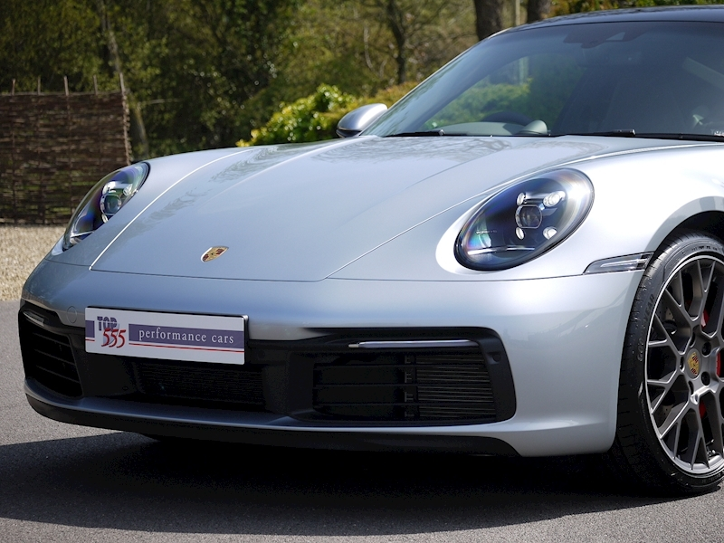 Porsche 911 (992) Carrera 4S Coupe 3.0 PDK - Large 20