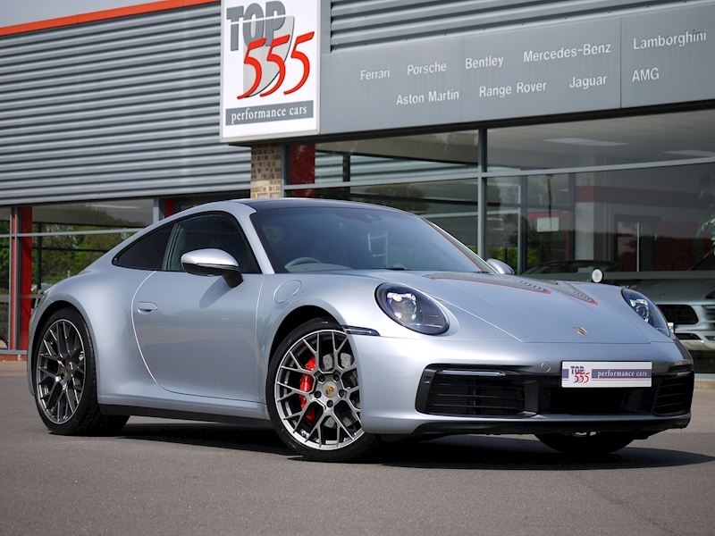 Porsche 911 (992) Carrera 4S Coupe 3.0 PDK - Large 21