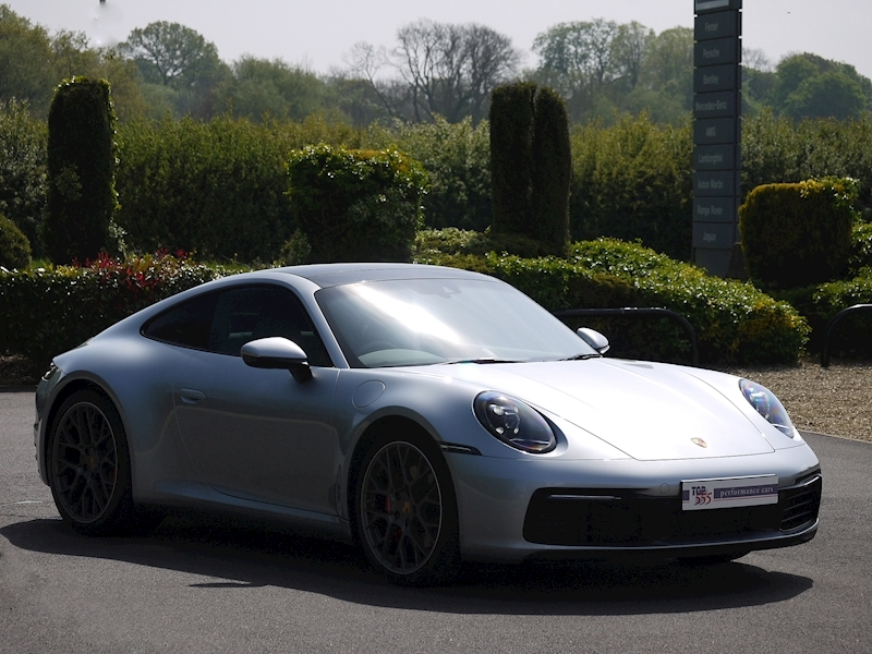 Porsche 911 (992) Carrera 4S Coupe 3.0 PDK - Large 29
