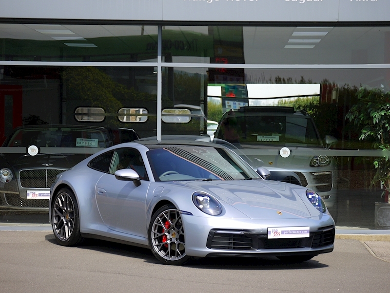 Porsche 911 (992) Carrera 4S Coupe 3.0 PDK - Large 31