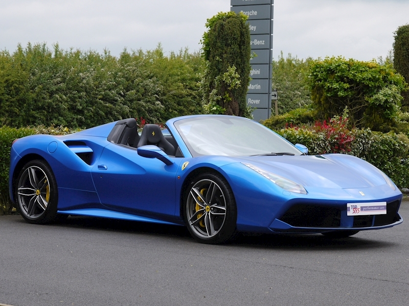 Ferrari 488 Spider - Large 18