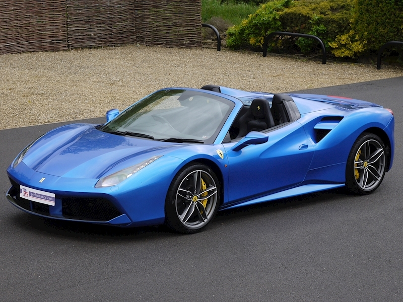Ferrari 488 Spider - Large 21