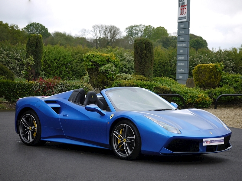 Ferrari 488 Spider - Large 38