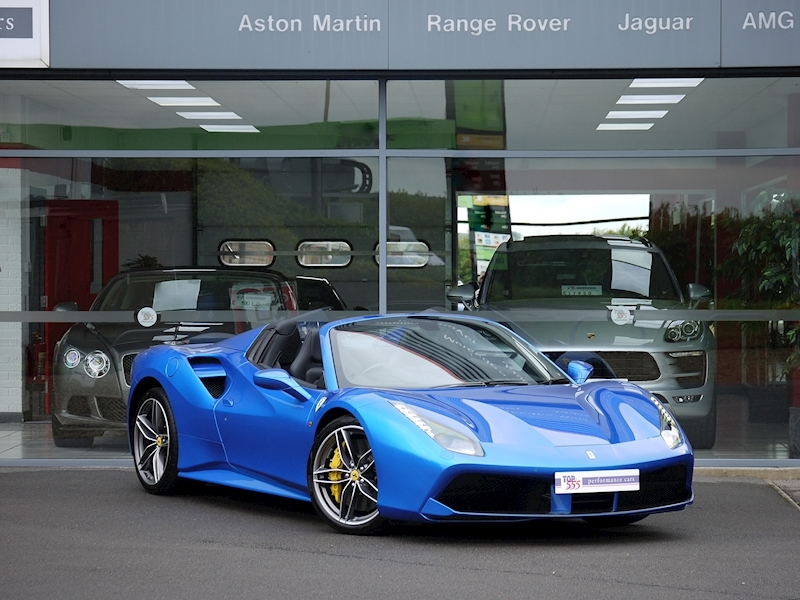 Ferrari 488 Spider - Large 41