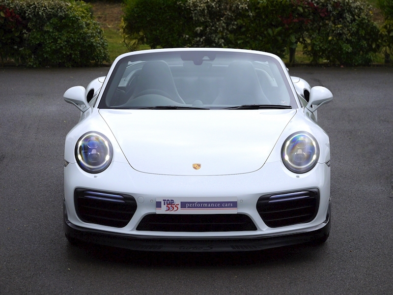 Porsche 911 (991.2) Turbo S 3.8 Convertible PDK - Aerokit - Large 25
