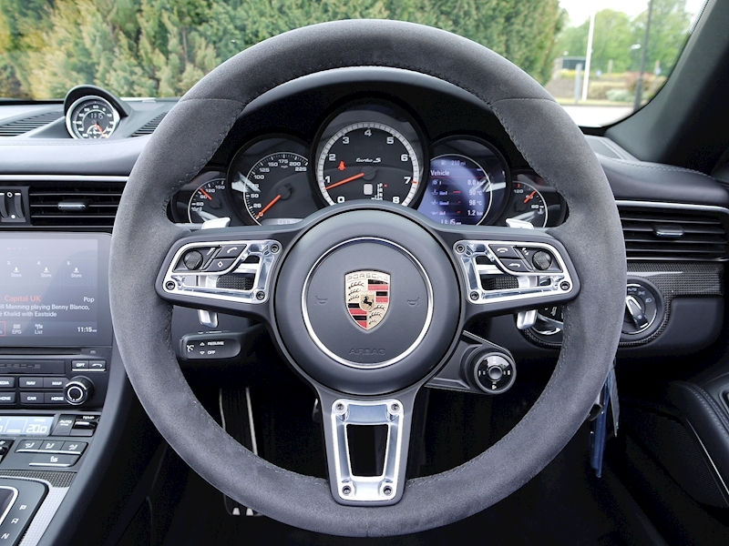 Porsche 911 (991.2) Turbo S 3.8 Convertible PDK - Aerokit - Large 28
