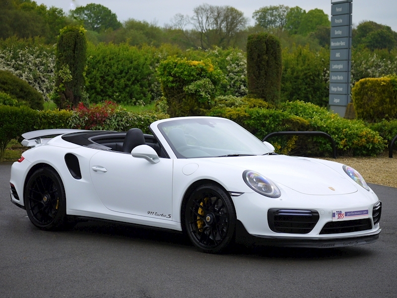 Porsche 911 (991.2) Turbo S 3.8 Convertible PDK - Aerokit - Large 33