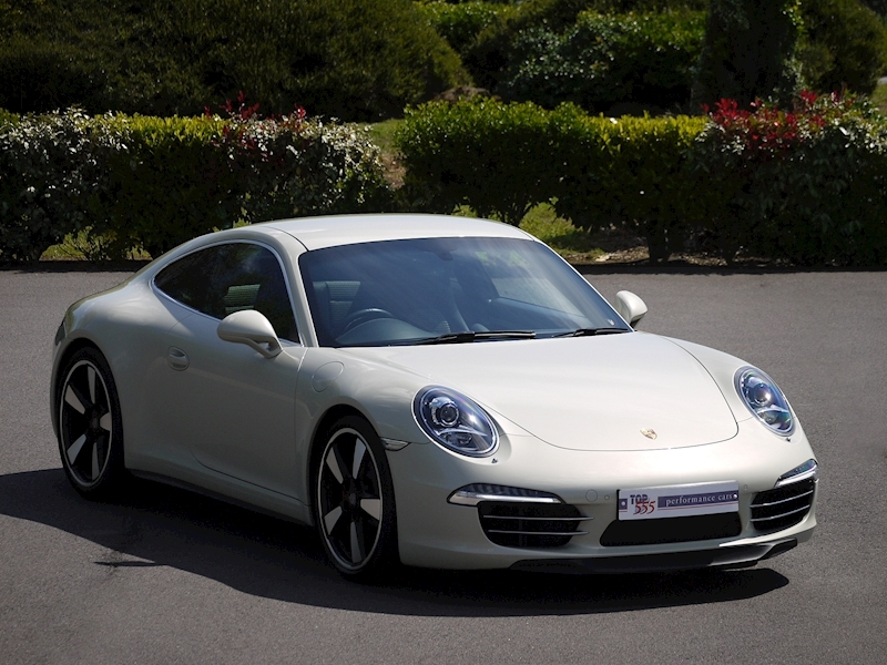 Porsche 911 (991.1) 50th Anniversary Edition 3.8 PDK - Large 0