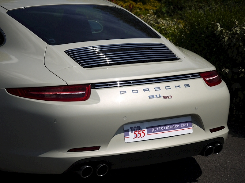 Porsche 911 (991.1) 50th Anniversary Edition 3.8 PDK - Large 3