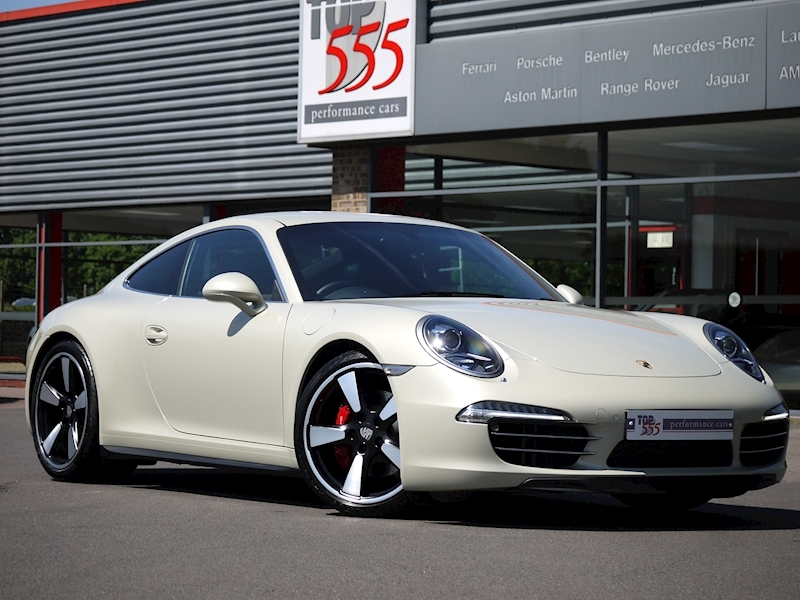 Porsche 911 (991.1) 50th Anniversary Edition 3.8 PDK - Large 23