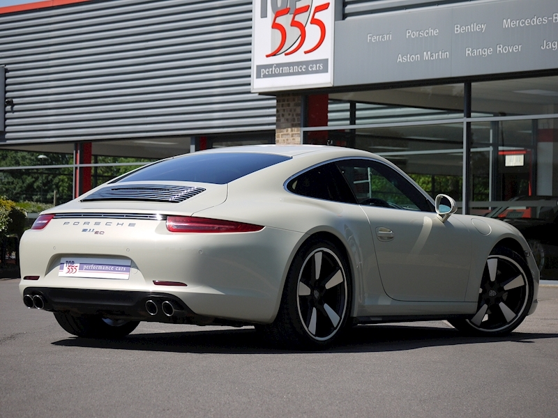 Porsche 911 (991.1) 50th Anniversary Edition 3.8 PDK - Large 24