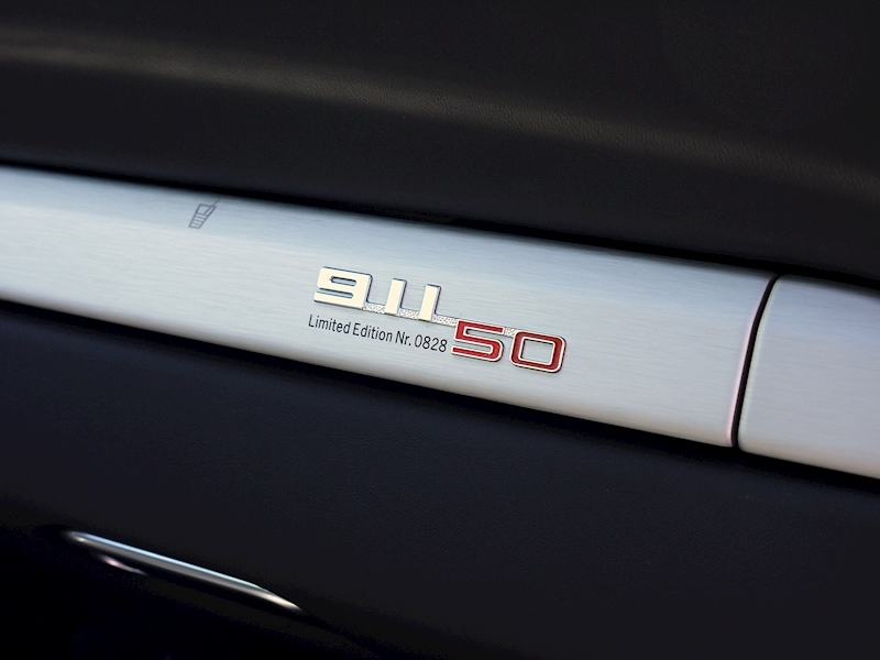 Porsche 911 (991.1) 50th Anniversary Edition 3.8 PDK - Large 29