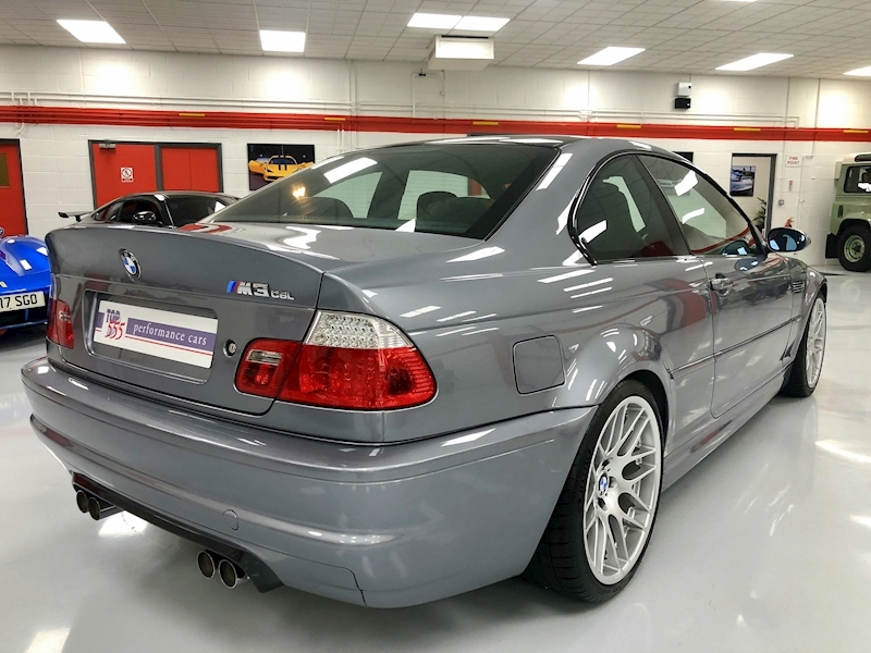 BMW M3 CSL - 1 of 422 UK Cars - Large 10