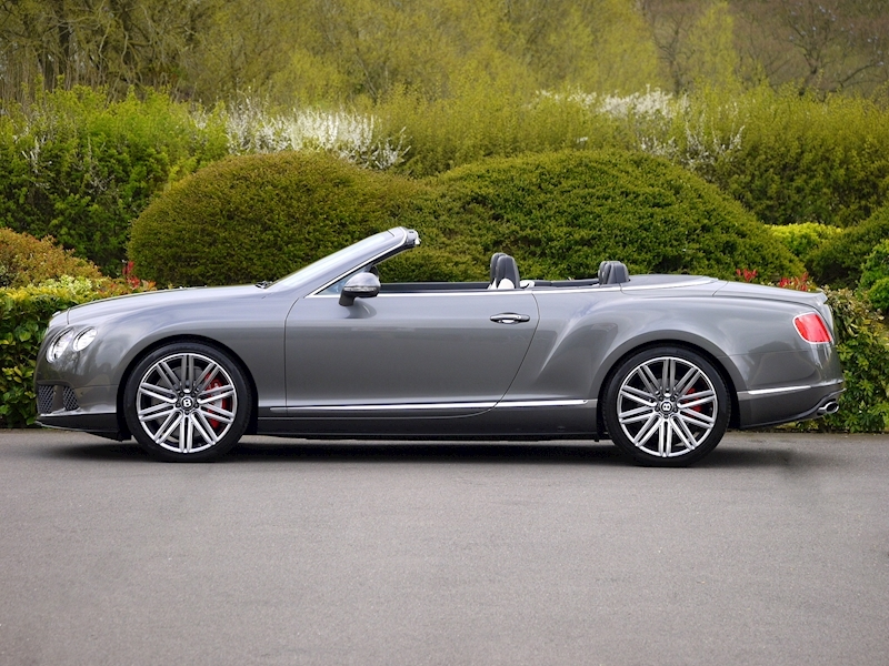 Bentley Continental GTC Speed 6.0 W12 - Large 4