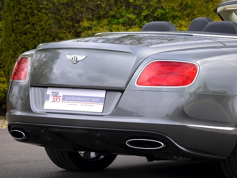 Bentley Continental GTC Speed 6.0 W12 - Large 13